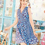 kate spade new york ワンピース 【kate spade】モロッコ☆tangier floral fit and flare dress☆(15)