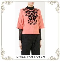 【17SS】大人気★Dries Van Noten★embellished top