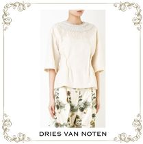 【17SS】大人気★Dries Van Noten★beaded top