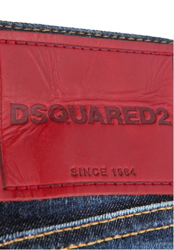 D SQUARED2 ★ 75MA0502 S30330 470 PAINTING スカート