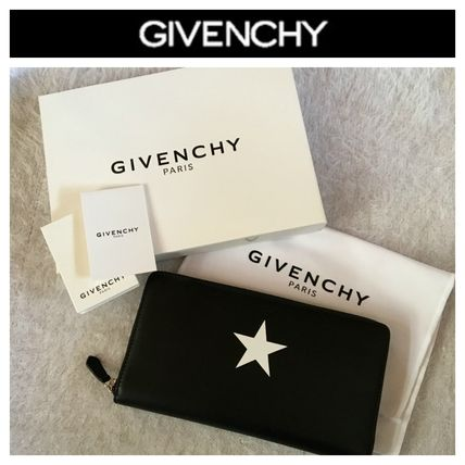 Givenchy PANDORA White Star long wallet arrive in 1-3 days