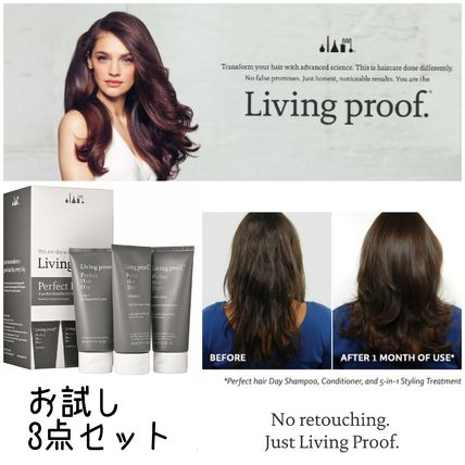 Living Proof Perfect hair Day 3点お試しセット