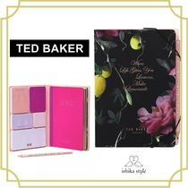 TED BAKER(テッドベイカー ) ノート 関送込☆TED BAKER★A5ノート*付箋*鉛筆セット