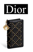 ★フランス発 Christian Dior★LADY DIOR IPHONE 7用ケース 黒