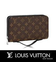 Louis Vuitton(ルイヴィトン) 雑貨・その他 【国内発送】LOUIS VUITTON ジッピーXL モノグラム・マカサー