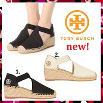 セール Tory Burch ウエッジソール CATALINA 2 50MM ESPADRILLE