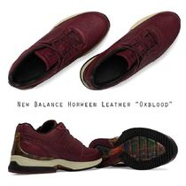 NEW BALANCE  HORWEEN LEATHER Oxblood  USA製 ホーウィンレザー