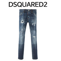 D SQUARED2 ★ 74LB0115 S30144 470 PAINTING COOL GUY JEANS