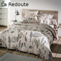 【La Redoute】CRAFT GARDEN 枕カバー(50x70cm)または(63x63cm)