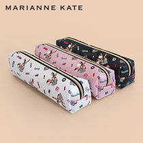 Marianne kate★ラッキードッグ・ペンシルポーチ【追跡送料込】