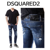 D SQUARED2 ★ MULTI WASHING JEANS CLEMENT FIT