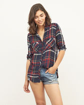 Plaid Flannel Shirtこの色が好き