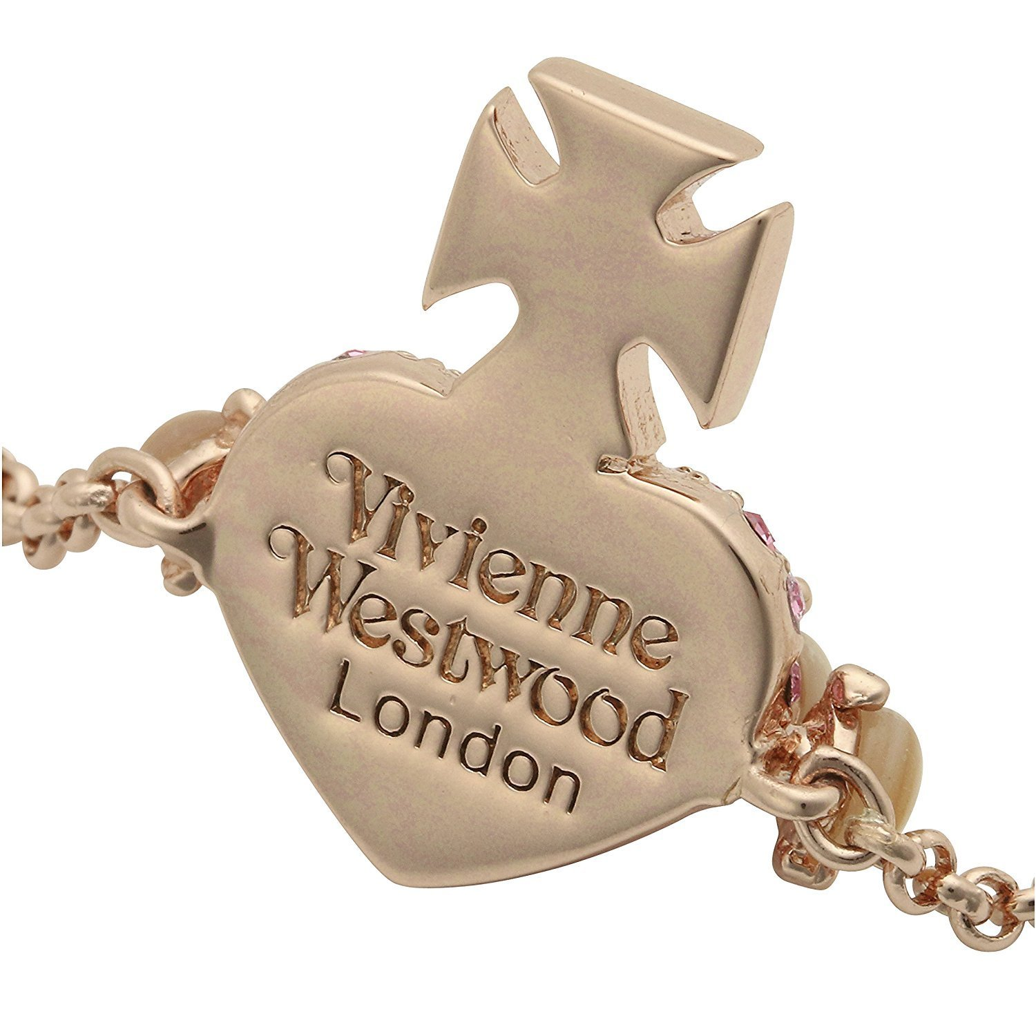 Vivienne Westwood OONA BAS RELIEF ブレスレット 741384B/2