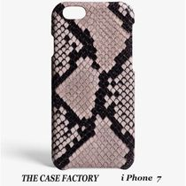 THE CASE FACTORY(ザ ケース ファクトリー) スマホケース・テックアクセサリー 関税送料込☆THE CASE FACTORY☆iPhone7 PYTHON NUDE