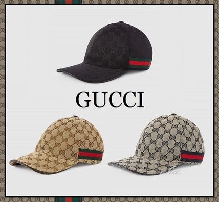 Prior sale GUCCI popular GG canvas Baseball Cap
