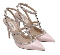 【関税負担】 VALENTINO ANKLE STRAP PUMPS WATER RO