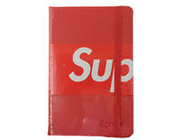 10A/W Supreme Notebook Red
