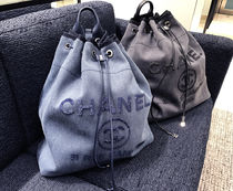Chanel 残りわずか♡Deauville Backpack♡2色