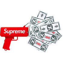 17S/S Supreme CashCannon Money Gun マネーガン シュプリーム