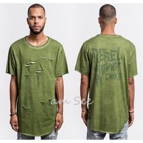 【2017SS】CAYLER&SONS RIPPED ダメージ メンズ Tシャツ