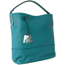 FENDI LARGE SHOULER BAG 8BR697 V9J F0N94 BLUE