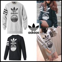 ☆adidas☆STREET GRAPHIC SWEAT 2色 /Unisex 男女兼用