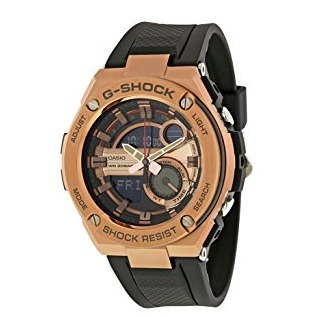 Casio G-Steel Men's Watch GST210B-4A 逆輸入