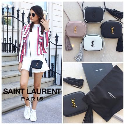 Saint Laurent bloggers back arrives in a sophisticated color