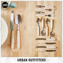 Urban Outfitters(アーバンアウトフィッターズ) カトラリー 【国内発送】UO 大人気!カトラリー 12点セット☆大理石プリント