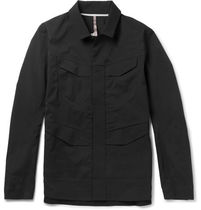 VEILANCE Slim-Fit Woven Field Overshirt フィールドシャツ