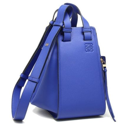 【LOEWE】バッグ☆HAMMOCK SMALL ELECTRIC BLUE★2017春夏新作♪