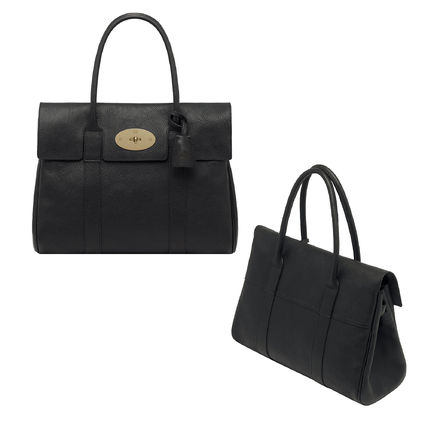 Mulberry トートバッグ 関税・送料込【Mulberry】ベイズウォータートートバッグ(2)