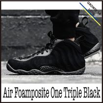 ★【NIKE】入手困難 ナイキ Air Foamposite One Triple Black