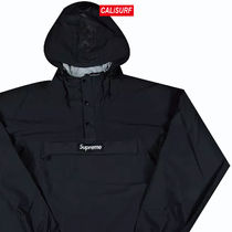 XLサイズ Supreme(シュプリーム) TAPED SEAM ANORAK/BLACK
