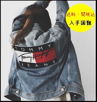 Limited Edition Tommy Jeans 90 s denim jacket