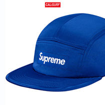 Supreme(シュプリーム) SATIN CAMP CAP/ ROYAL