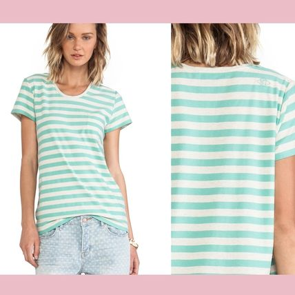 MARC JACOBS Tシャツ・カットソー 【Marc By Marc Jacobs】即発/最終セール★ストライプTシャツ