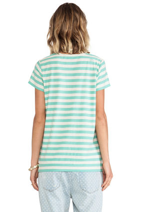 MARC JACOBS Tシャツ・カットソー 【Marc By Marc Jacobs】即発/最終セール★ストライプTシャツ(4)