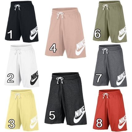 All use NIKE Mens sweat shorts XS-3XL