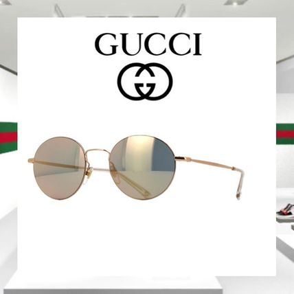 In GUCCI / sunglasses-silver