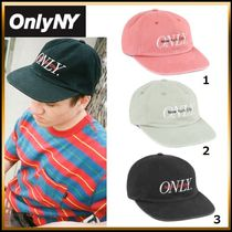 ONLY NY(オンリーニューヨーク) ハット KOOL 選べる3色☆ ONLY NY Midtown Polo Hat
