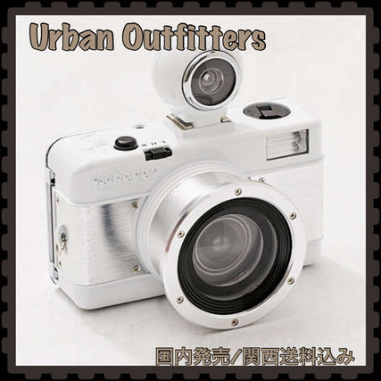 Urban Outfitters fun FishEye camera White