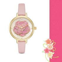 関税込☆Kate Spade Metro Rose Novelty Watch★セール