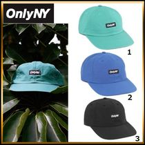 ONLY NY(オンリーニューヨーク) ハット KOOL! 選べる3色☆ ONLY NY Tech Polo Hat