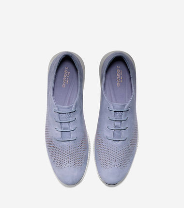 Cole Haan Women's 2.ZEROGRAND Laser Wingtip Oxford セール