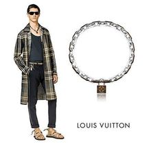 LOUIS VUITTON*ワイルド男子必見*ネックレス・モノグラム ロック
