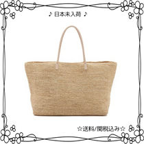 HAT Attack(ハットアタック) かごバッグ 注目☆日本未入荷 ☆ HAT Attack ☆ Luxe Tote トートバッグ♪
