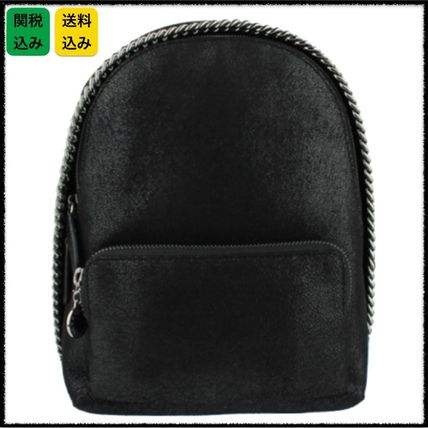 国内発★Stella McCartney SHAGGY DEER MINI BACKPACK リュック