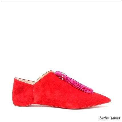 【関税送料込】Christian Louboutin Medinana フラット 17SS