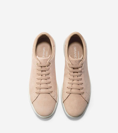 Cole Haan Men's GrandPro Tennis Sneaker Maple Sugar Nubuck